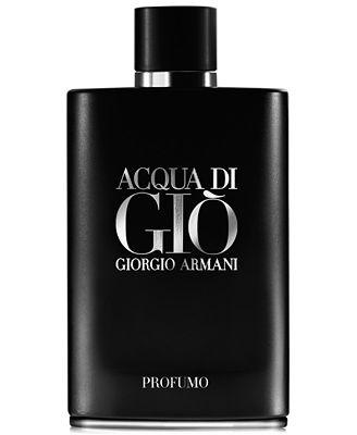 Giorgio Armani Acqua di Giò Profumo Eau de Parfum, 6.1 oz