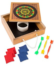 "Magnetic Dart Game Set, 8.75"" x 2.5"" x 8.75"""