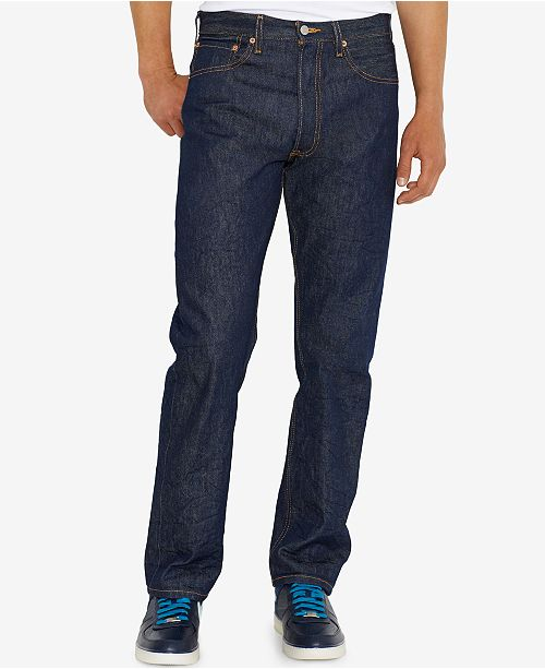 8154e0b1 Levi's 501® Original Shrink-to-Fit™ Jeans & Reviews - Jeans - Men ...