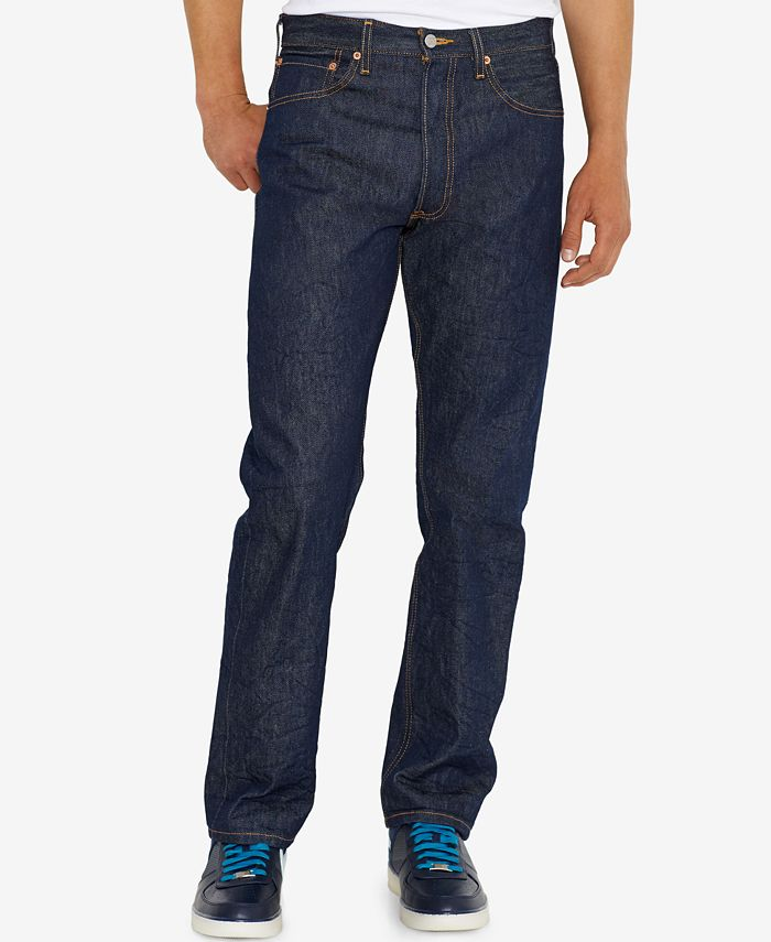 Levi's - 501® Original Shrink-to-Fit™ Jeans