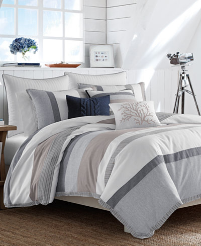 CLOSEOUT! Nautica Tideway Bedding Collection