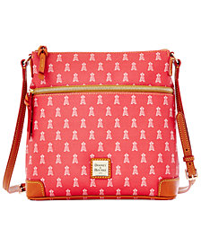 Dooney & Bourke Los Angeles Angels of Anaheim Crossbody Purse