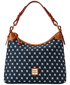 Dooney & Bourke Hobo Bag MLB Collection