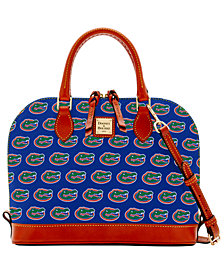 Dooney & Bourke Florida Gators Zip Zip Satchel