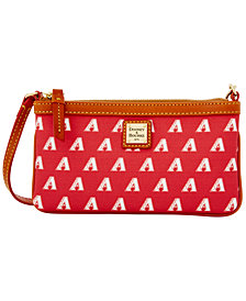 Dooney & Bourke Arizona Diamondbacks Large Slim Wristlet