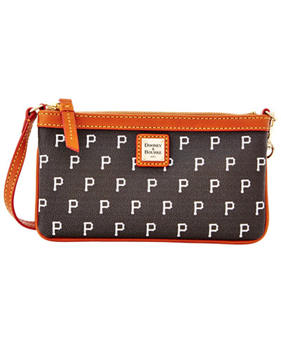 Dooney & Bourke Pittsburgh Pirates Large Slim Wristlet