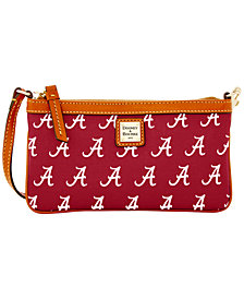 Dooney & Bourke Alabama Crimson Tide Large Slim Wristlet