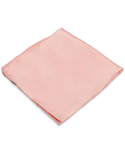 Club Room Pocket Square, Silk Solid