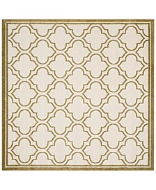 Amherst Indoor/Outdoor AMT412 7' x 7' Square Area Rug