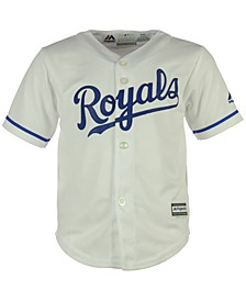 MLB Kansas City Royals Jersey, Little Boys (4-7)