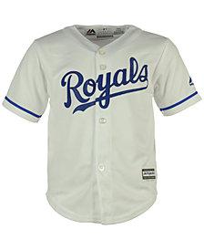 Majestic MLB Kansas City Royals Jersey, Little Boys (4-7)