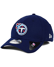 New Era Tennessee Titans New Team Classic 39THIRTY Cap