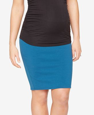 Rachel Zoe Maternity Pencil Skirt