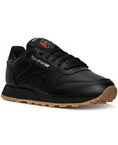 e5f1317ceb9 Reebok Women s Classic Leather Casual Sneakers from Finish Line