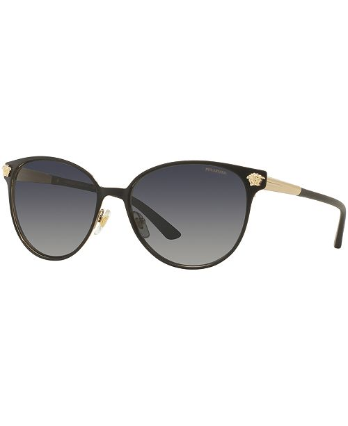 8c1f7609593c Versace Polarized Sunglasses , Versace VE2168 & Reviews - Sunglasses ...