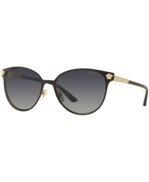 f995379a99a Andrea Warner Macy s Style Crew in Hot Summer Versace sunglasses ...