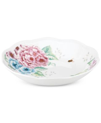 Product Picture  sc 1 st  Macy\u0027s & Lenox Butterfly Meadow Hydrangea Collection - Dinnerware - Dining ...