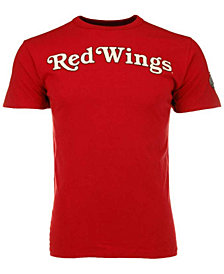 '47 Brand Men's Detroit Red Wings Fieldhouse Basic T-Shirt