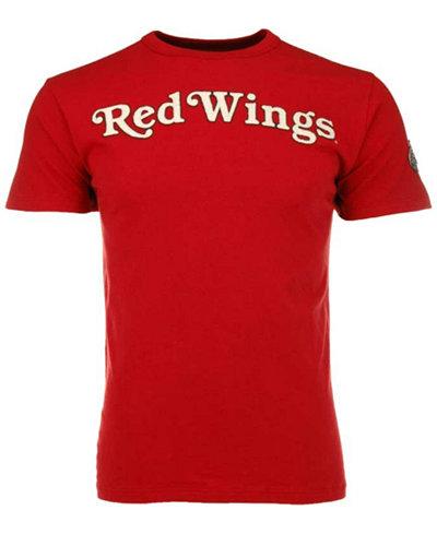 '47 Brand Men's Detroit Red Wings Fieldhouse Basic T-Shirt