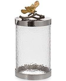 Michael Aram Butterfly Ginkgo Medium Kitchen Canister