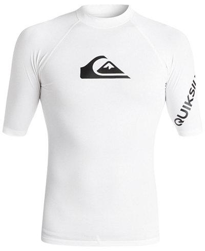 Quiksilver Men's All Time Rashguard Shirt