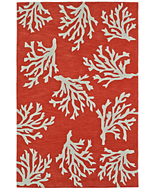 "Macy's Fine Rug Gallery Seaside SE12 5'X7'6"" Area Rug"