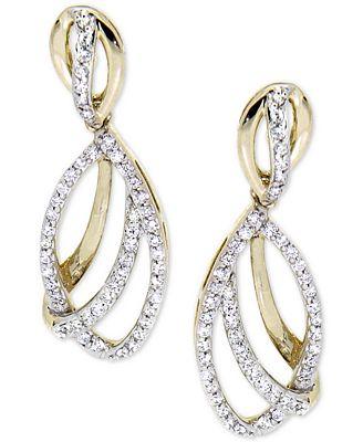 Established 14k Gold Love Earrings jOp5m1mN
