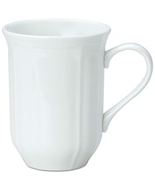 Dinnerware, Antique White Cappuccino Mug