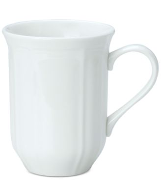 Mikasa Dinnerware Antique White Cappuccino Mug  sc 1 st  Macy\u0027s : antique white dinnerware - pezcame.com