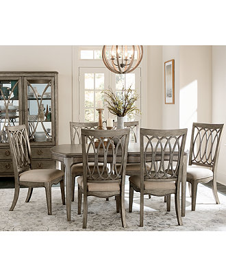Kelly Ripa Home Hayley Dining Furniture Collection   Furniture   Macy s. Kelly Ripa Home Hayley Dining Furniture Collection   Furniture