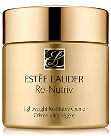 Estée Lauder Re-Nutriv Lightweight Creme, 16.7 oz