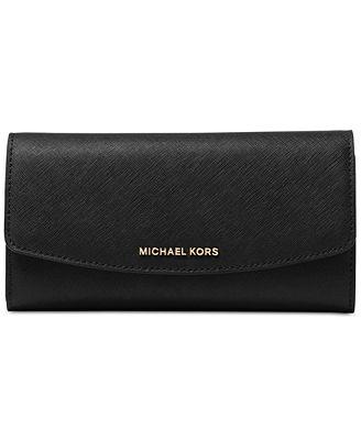 200158c22e6f ... MICHAEL Michael Kors Ava Large Trifold Wallet ...