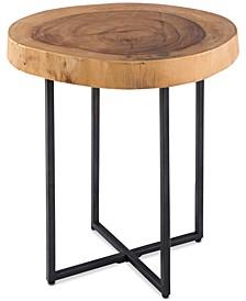 Autumn End Table