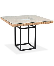 Blaze Dining Table, Quick Ship
