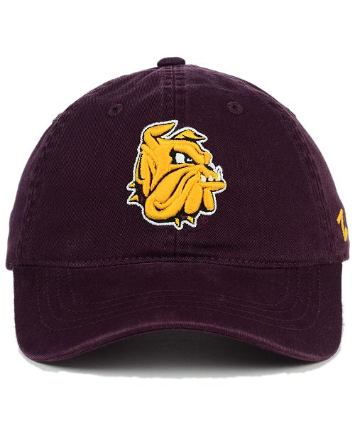8c8734ba8c8 ... Zephyr Minnesota Duluth Bulldogs Scholarship Adjustable Cap ...