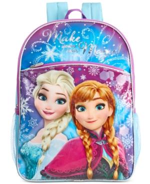 Frozen Little Girls' or Toddler Girls' Backpack