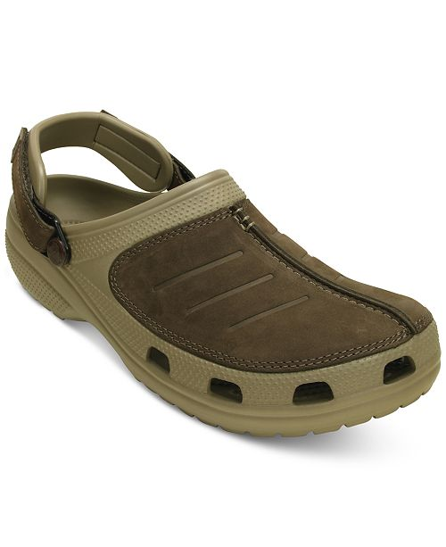 088c995fa875 Crocs Men s Yukon Mesa Clogs   Reviews - All Men s Shoes - Men - Macy s
