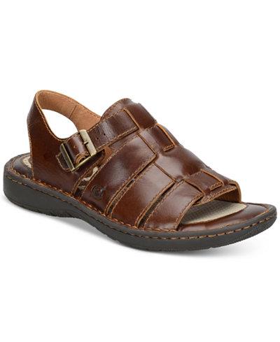Born Men's Joshua Cymbal Sandals