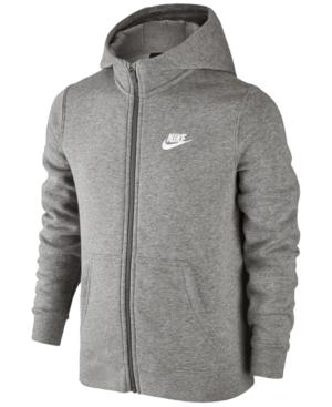 Nike Full-Zip Club Hoodie,...