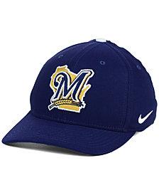 Nike Milwaukee Brewers Classic SwooshFlex Cap