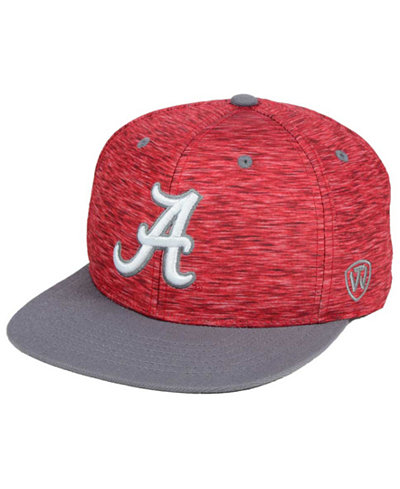 Top of the World Alabama Crimson Tide Energy 2-Tone Snapback Cap