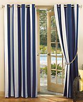 Sun Zero Martinique Stripe Indoor/ Outdoor Collection