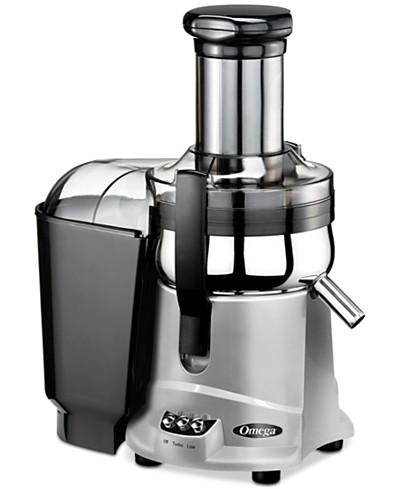 Omega OMG500S Mega Mouth Juicer