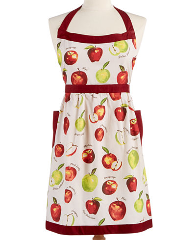 Martha Stewart Collection Apple Apron, Created for