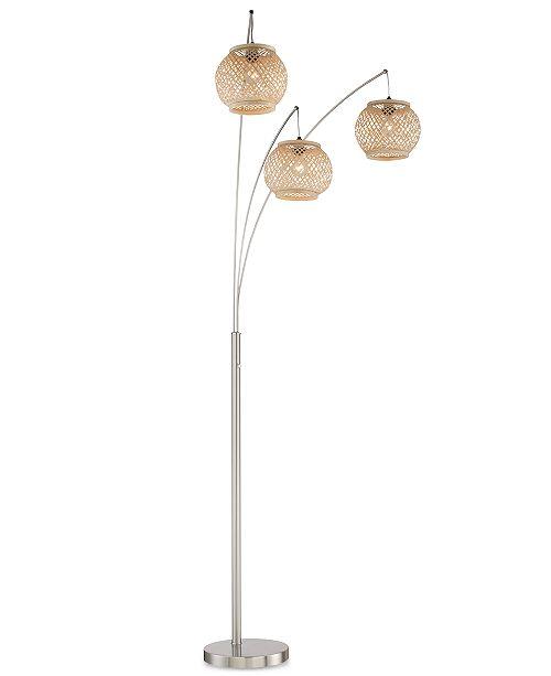 Lite Source Evangeline 3-Light Floor Lamp