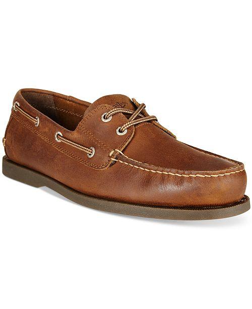 8cb608cc9d6 Dockers Men s Vargas Boat Shoes   Reviews - All Men s Shoes - Men ...