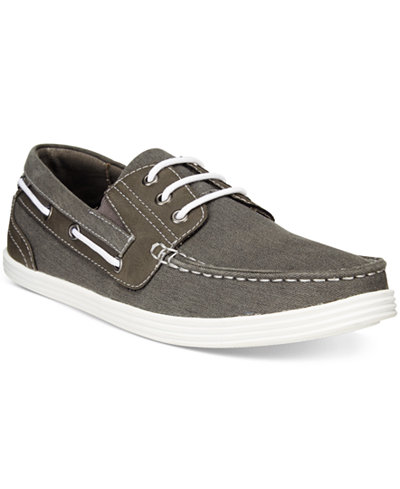 Macys Mens Boat Shoes