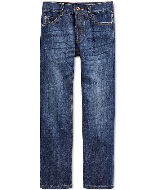 ec2720770 Ring of Fire Boys' Rock Star Jeans, Big Boys, Created for Macy's ...
