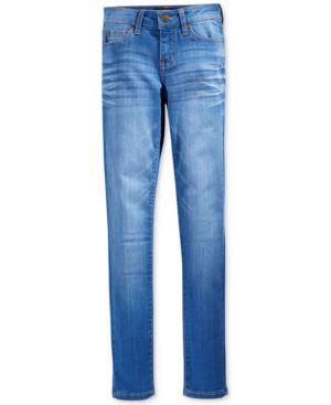 Celebrity Pink Blue Lagoon Denim Skinny Jeans, Big Girls 2806045