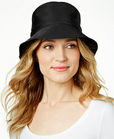 Nine West Rain Bucket Hat